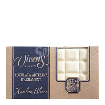 Vicens Chocolate blanco estuche 300 g