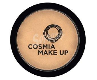 Cosmia 2 en 1 , maquillaje y polvo compacto Tono 1 1 Unidad
