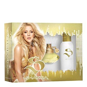 Shakira Estuche colonia spray 50 ml. + desodorante 150 ml. 1 ud