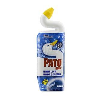 Pato Pato WC Limpia-Inodoros Azul Océano 3 en 1 750 ml