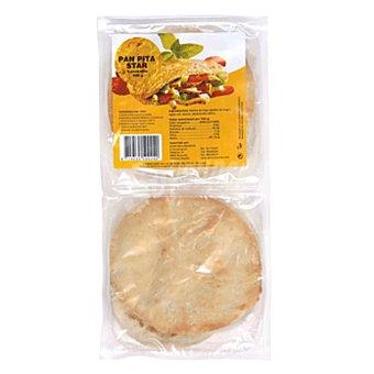STAR Pan de pita precocido blister 400 grs 400 grs