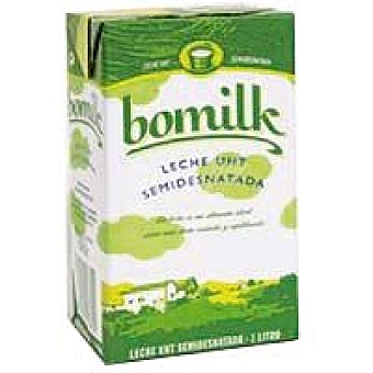 Bomilk Leche Semidesnatada Pack 6x1 litro