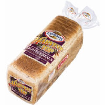 Bimbo Pan de cereal Harvest Top Paquete 650 g