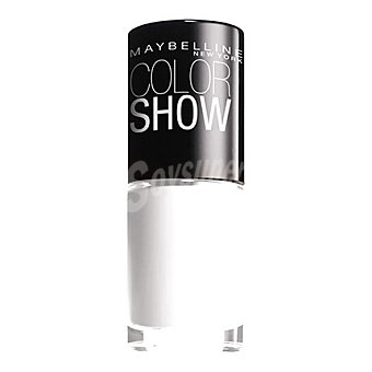 Maybelline New York Laca de uñas colorshow nº 130 winter baby 1 ud