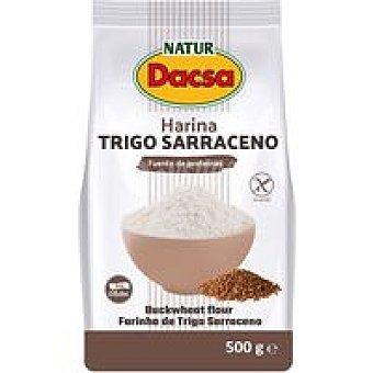 Naturdacsa Harina de trigo sarraceno Paquete 500 g
