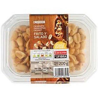 Eroski Cacahuetes fritos Tarrina 200 g