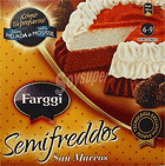 SAN MARCOS SEMIFREDDO FARGGI 750 ML