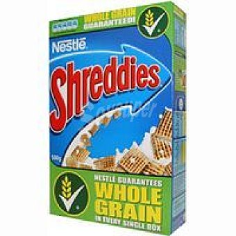 Nestlé Cereal Shreddies original Paquete 500 g