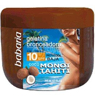 Babaria Tarro gelatina coco monohi tahiti f10 200 ml