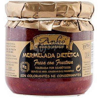 Anko Mermelada dietética de fresa Tarro 330 g