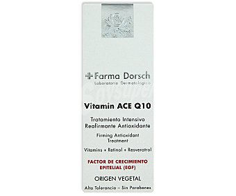 Farma Dorsch Tratamiento intensivo reafirmante antioxidante Vitamin ACE Q10 50 Mililitros