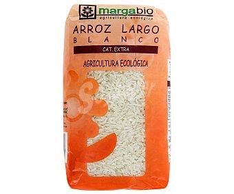 MARGABIO Arroz Largo Blanco Ecológico 1 Kilo