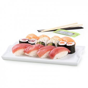 Menú Three Sushi Daily 14 ud 14 Pzas