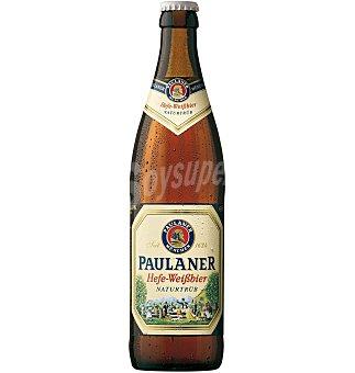 Paulaner Cerveza weissbier Botella 50 cl