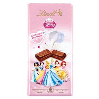 Lindt Chocolate con leche disney tableta 100 gr Tableta 100 gr