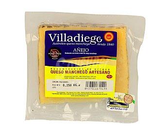 Villadiego Queso manchego añejo de oveja 250 g