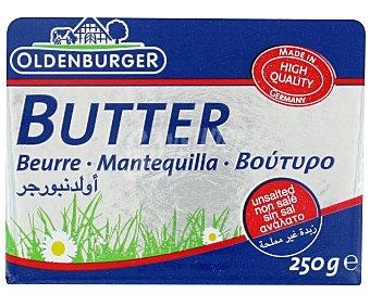 Oldenburguer Mantequilla envase 250 g