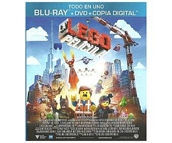 WARNER BROS BR Lego: La Pelicula