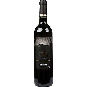 Portal del moncayo Vino tinto crianza D.O. Campo de Borja Botella 75 cl