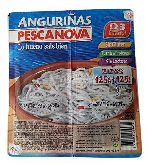 Pescanova Anguriña congelado Pack 2 u - 250 g