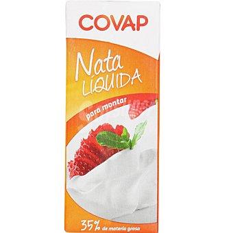 Covap Nata liquida para montar 35% materia grasa Brik 200 ml