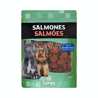 Compy Comida de perro snack salmones tiernos adulto Paquete 350 g