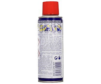 WD40 Lubricante multiusos Spray de 200 mililitros