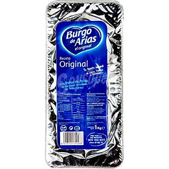 BURGO DE ARIAS Queso fresco envase 1 kg