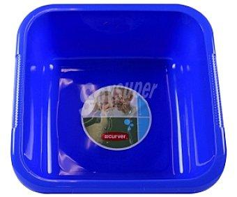 CURVER Cubeta azul turquesa 10 Litros 1 Unidad