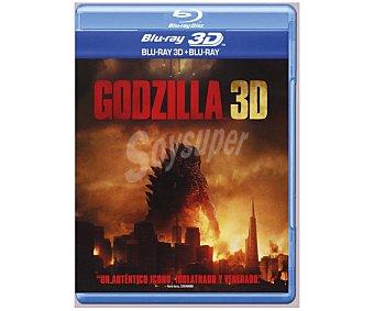 WARNER BROS BR 3D Godzilla