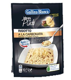 Gallina Blanca Ideas al plato risotto carbonara plato deshidratado 170 g