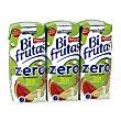 Bebida con leche y frutas Ibiza zero Pack 3 uds x 330 ml Bifrutas Pascual