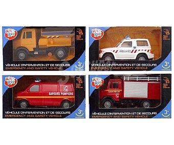 Rik&Rok Auchan Vehículos de Servicios Fabricados en Metal 1 Unidad