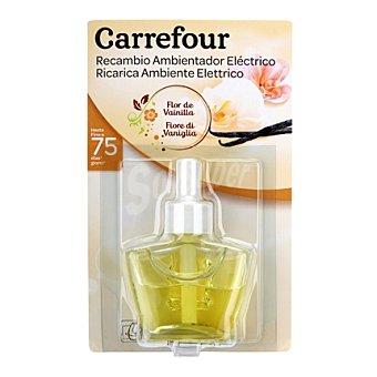 Carrefour Ambientador eléctrico Flor de Vainilla recambio 1 ud 1 recambio
