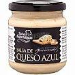 Salsa de queso azul frasco de 190 g Salsas Asturianas