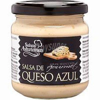 Salsas Asturianas Salsa de queso azul frasco de 190 g