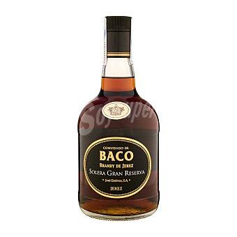 C. de Baco Brandy gran reserva Botella de 70 cl