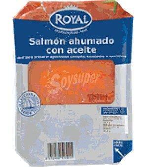 Royal Pescados Salmón ahumado con aceite de oliva 100 g