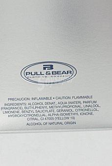 Pull & Bear Colonia masculina 100 ml