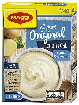 Maggi Puré de patatas con leche Caja 230 g