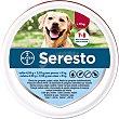 Collar antiparasitario para perros de más de 8 kg Envase 1 u Seresto