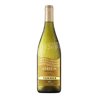 Torres Atrium Vino D.O penedés chardonnay blanco joven 75 cl
