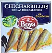Chicharril escabeche 193 g Boya