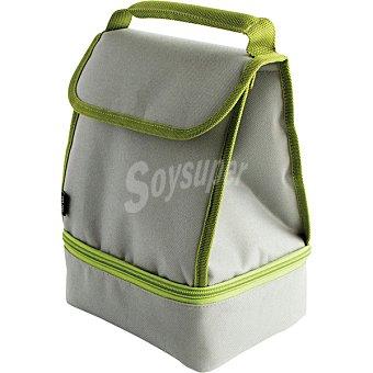 QUID Bolsa Para transporte de alimentos en color verde