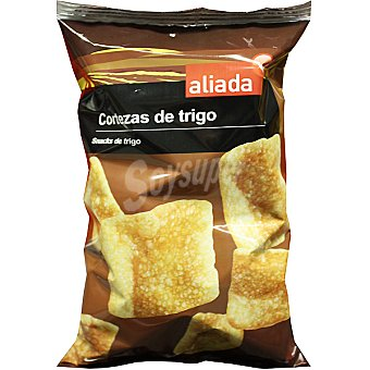 Aliada Snack cortezas de trigo Bolsa 100 g
