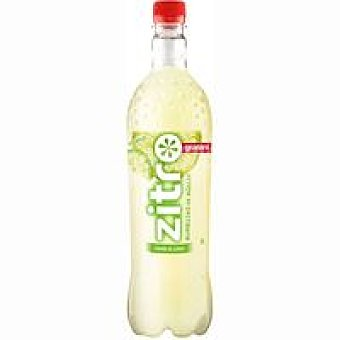 Zitro Refresco de lima&limón botella 1 litro
