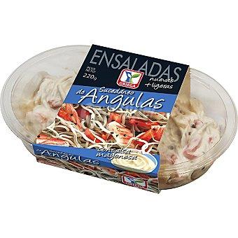 Simply Greek Ensalada de sucedáneo de angulas con salsa mayonesa Tarrina 220 g