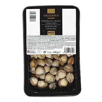 DIA Delicious Berberechos crudos Bandeja 400 gr