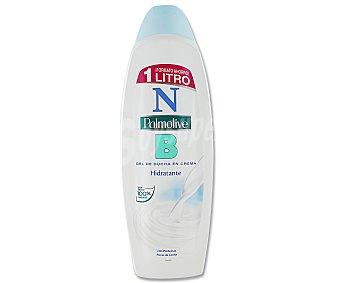 NB PALMOLIVE Gel de baño hidratante con proteínas puras de leche bote 1000 ml