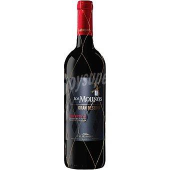 Los Molinos Vino D.O. Valdepeñas tinto gran reserva 75 cl